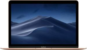 "Apple Apple MacBook 12"" Intel Core i5 1.3GHz 8+512GB Gold MRQP2T/A"