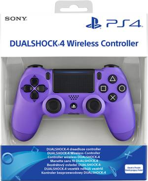 Sony Computer Ent. PS4 Dualshock 4 Electric Purple V2