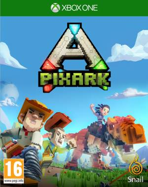 Solutions 2 Go XBOX ONE PixARK