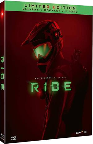 Koch Media BluRay Ride - Limited Edition