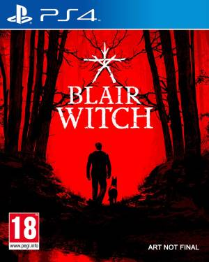 Deep Silver PS4 The Blair Witch