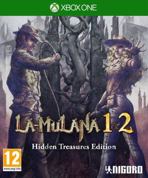 NIS XBOX ONE La-Mulana 1 & 2: Hidden Treasure Edition