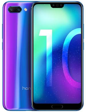 "Huawei Huawei Honor 10 4+128GB 5.84"" Phantom Blue DS ITA"