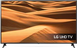 "LG LG 43"" LED 43UM7100 Ultra-HD 4K HDR AI ThinQ Smart TV"