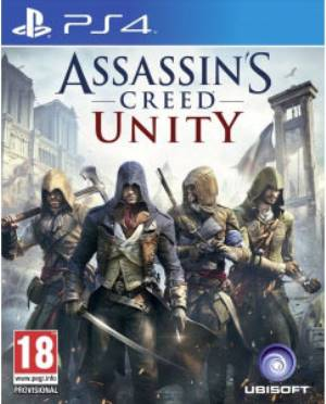 Ubisoft PS4 Assassin's Creed Unity