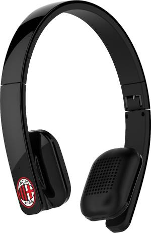 Techmade Techmade Cuffie Bluetooth Ac Milan