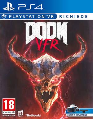 Games - Ps4 - Doom Vfr