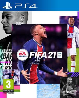 Electronic Arts PS4 Fifa 21