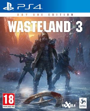 Deep Silver PS4 Wasteland 3 - DayOne Edition