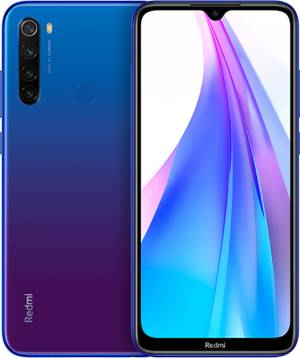 "Xiaomi Xiaomi Redmi Note 8T 4+128GB 6.3"" Starscape Blue DS EU"