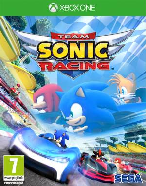 Sega XBOX ONE Team Sonic Racing