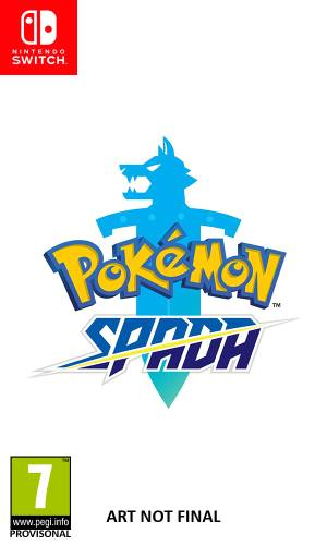 Nintendo Switch Pokemon Spada