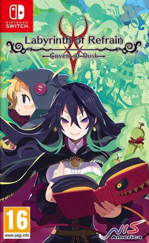 NIS Switch Labyrinth of Refrain: Coven of Dusk
