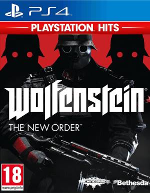 Bethesda PS4 Wolfenstein The New Order - PS Hits