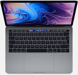 "Apple Apple MacBook Pro 13"" TouchBar i5 4x1.4GHz 256GB Space Grey MUHP2T/A"