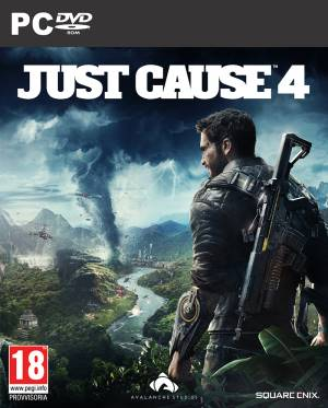 Square-Enix PC Just Cause 4