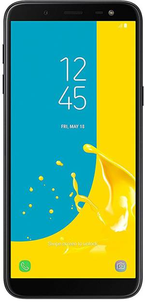 "Samsung Samsung Galaxy J6 SM-J600F 3+32GB 5.6"" Black DS ITA"