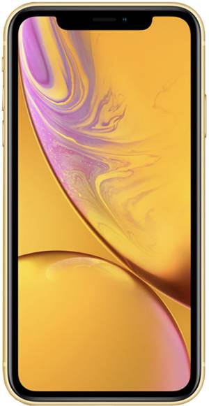 "Apple Apple iPhone XR 64GB 6.1"" Yellow EU"