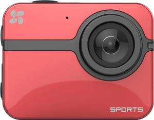 Ezviz Videocamera Ezviz S1 Action Cam Red