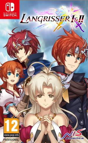 NIS Switch Langrisser I & II