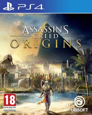 Ubisoft PS4 Assassin's Creed Origins