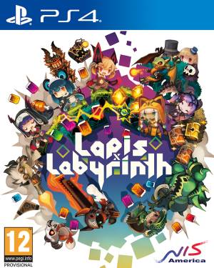 NIS PS4 Lapis x Labyrinth Limited Ed.