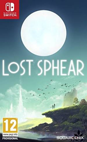 Square-Enix Switch Lost Sphear