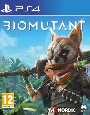 THQ Nordic PS4 Biomutant