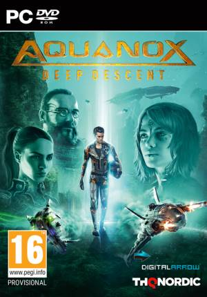 THQ Nordic PC Aquanox Deep Descent
