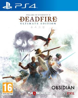 THQ Nordic PS4 Pillars of Eternity II: Deadfire - Ultimate Edition