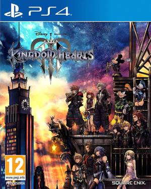 Square-Enix PS4 Kingdom Hearts 3
