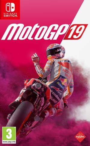 Milestone Switch MotoGP 19 EU