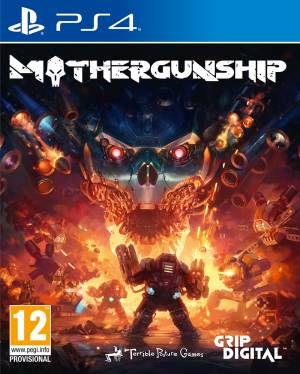 Sold Out PS4 Mothergunship