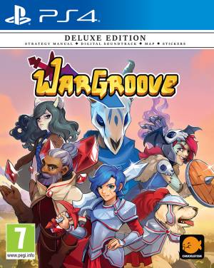 Sold Out PS4 Wargroove - Deluxe Edition