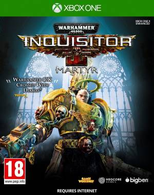 BigBen XBOX ONE Warhammer 40,000: Inquisitor - Martyr - Deluxe Edition *