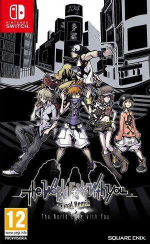 Nintendo Switch The World Ends With You: Final Remix