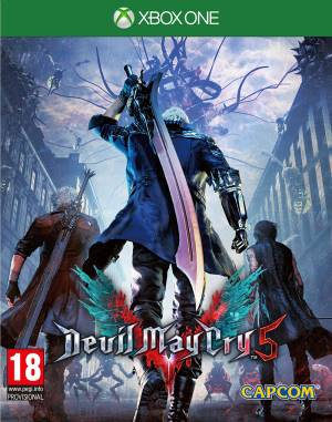 Capcom XBOX ONE Devil May Cry 5