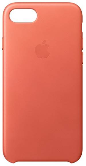 Apple Apple iPhone 8/7 Leather Case - Geranium