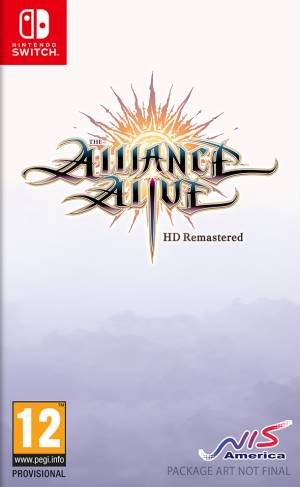 NIS Switch The Alliance Alive HD Remastered - Awakening Edition