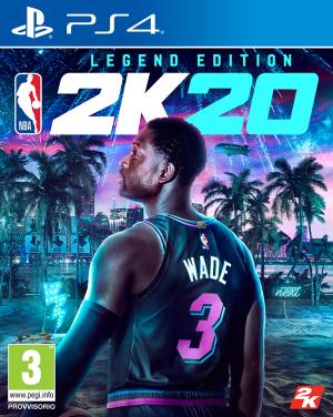 Take 2 PS4 NBA 2K20 - Legend Edition EU