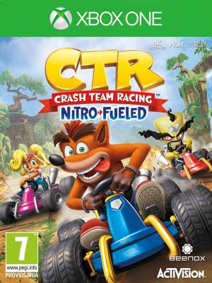 Activision Blizzard XBOX ONE Crash Team Racing Nitro-Fueled