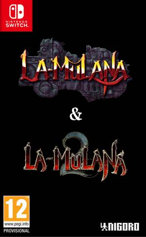 NIS Switch La-Mulana 1 & 2