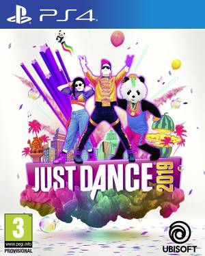 Ubisoft PS4 Just Dance 2019