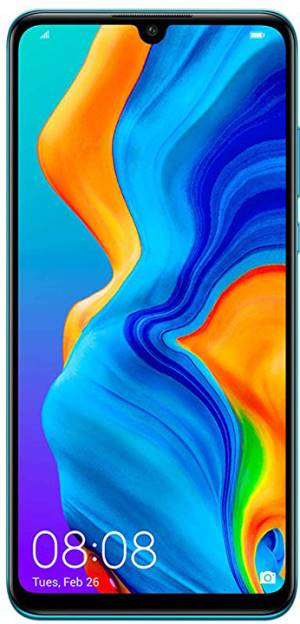 "Huawei Huawei P30 lite 4+128GB 6.1"" Peacock Blue DS ITA"