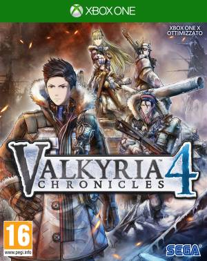 Atlus XBOX ONE Valkyria Chronicles 4 - Launch Edition