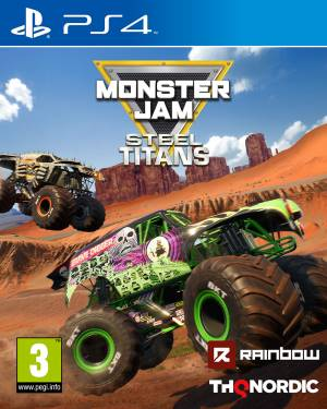 THQ Nordic PS4 Monster Jam