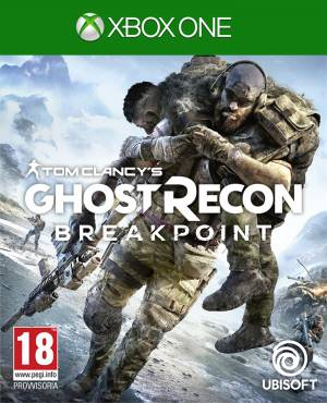 Ubisoft XBOX ONE Tom Clancy's Ghost Recon Breakpoint
