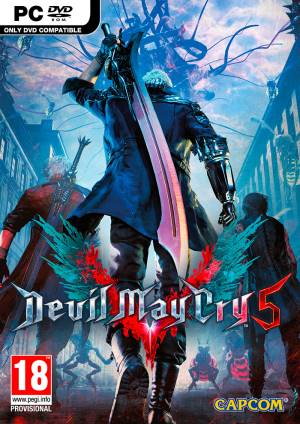 Capcom PC Devil May Cry 5