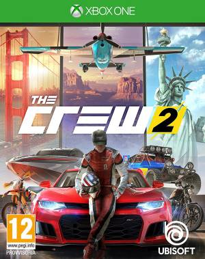 Ubisoft XBOX ONE The Crew 2