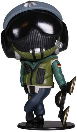 Ubisoft Six Collection Chibi Series 2 Jager Figurine